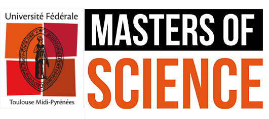 Master of science Toulouse Logo